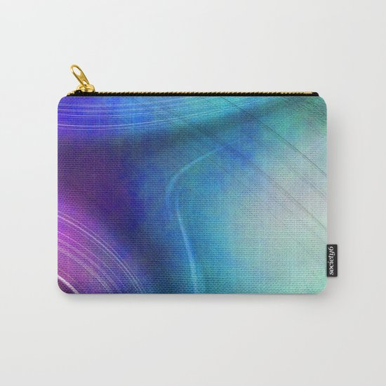 Texture abstract 2016 / 008 Carry-All Pouch