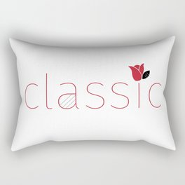 Classic Rectangular Pillow
