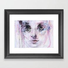 resize me Framed Art Print