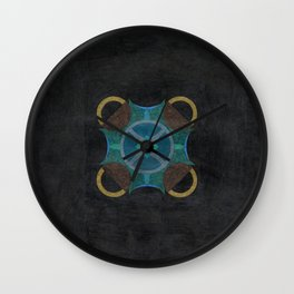 buckle Wall Clock