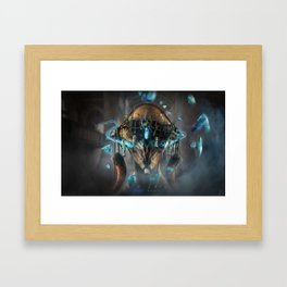 Riv Zaru Framed Art Print