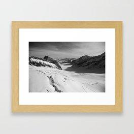 interlaken in Switzerland Framed Art Print