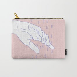 Morning shower Carry-All Pouch