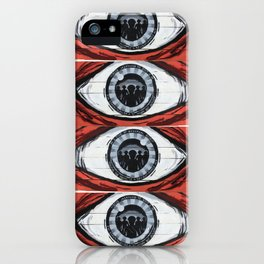 Revolutionary Act iPhone Case