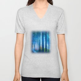 Amazing Nature - Forest Unisex V-Neck