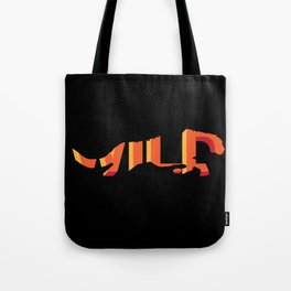 wild:on the hunt #3 Tote Bag