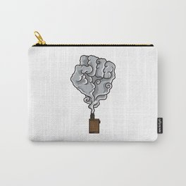 Vaping Fist Illustration | Cloud Chaser Unite Vape Carry-All Pouch