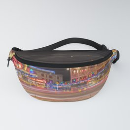 Pike Market at Night Fanny Pack
