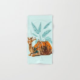 Camel Ride Hand & Bath Towel