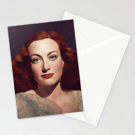 Joan Crawford, Hollywood Legend Stationery Cards