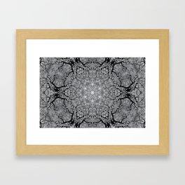 Zen Tree 2 Framed Art Print