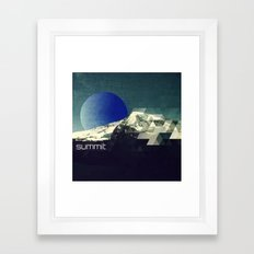Summit Framed Art Print