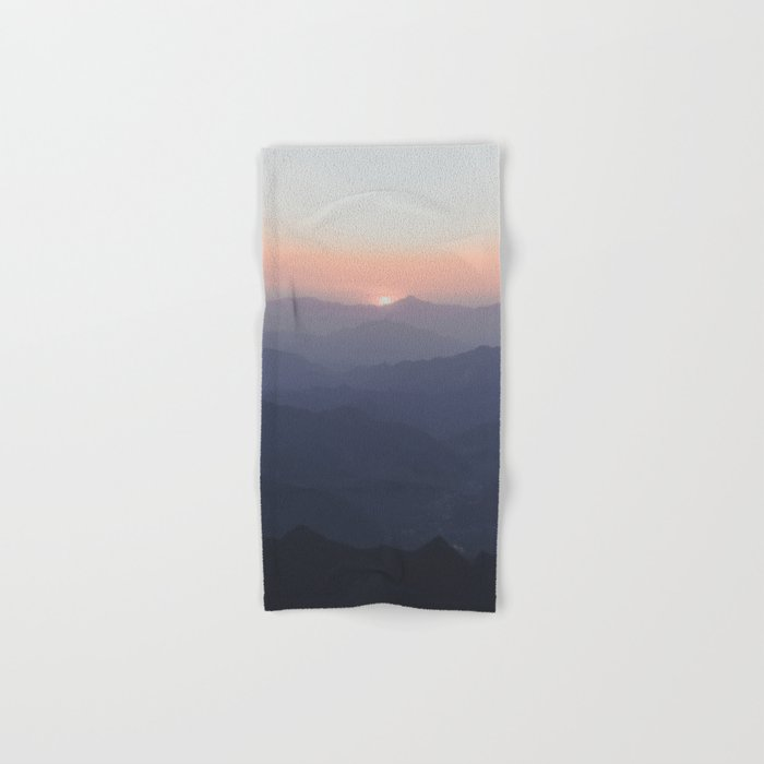 The Great Wall of China III Hand & Bath Towel