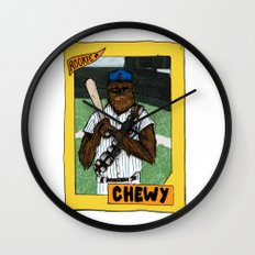 Wookiee of the Year Wall Clock