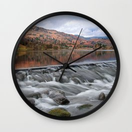 Towards Grasmere Wall Clock