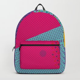 Colorblock - geometric minimal Backpack