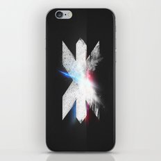 The DotEXE Logo iPhone & iPod Skin