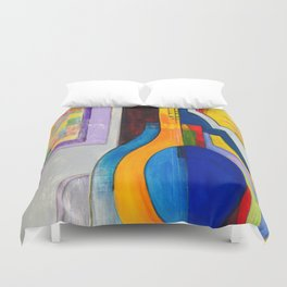 Acoustic Duvet Cover