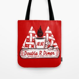 Heaven for Pies Tote Bag