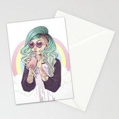 Boba 2.o Stationery Cards