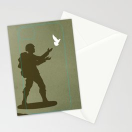 Conflict Stationery Cards