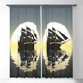 Seven Seas Blackout Curtain