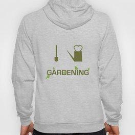 I heart Gardening Hoody