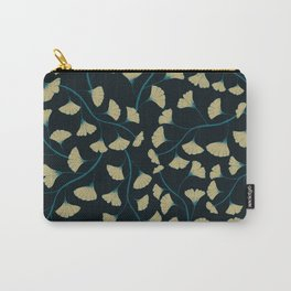 Gingko leaves Carry-All Pouch
