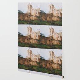 Culross Abbey II Wallpaper