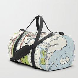 Metro NY Duffle Bag