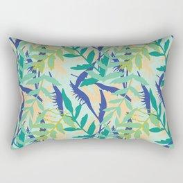 Rotorua Foliage Rectangular Pillow