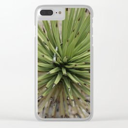 Young Joshua Tree Clear iPhone Case