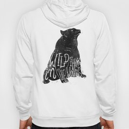 Wild Thing in the Woods Hoody