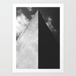 high Art Print