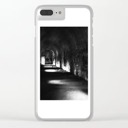 The Light Shines Through Clear iPhone Case