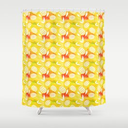 Mango Mania Shower Curtain