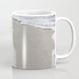Footsteps on Florida's Beach Coffee Mug