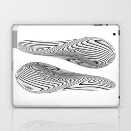 Twin Beans Laptop & iPad Skin