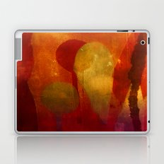 heavy red Laptop & iPad Skin