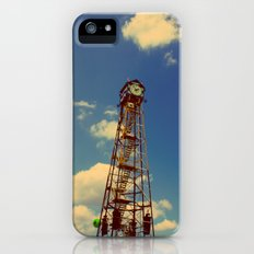 CLOCK TOWER iPhone (5, 5s) Slim Case