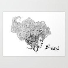 SEO AERIST Art Print