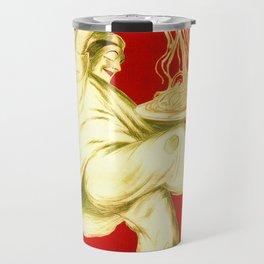 Pasta Baroni Leonetto Cappiello Travel Mug