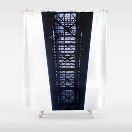 Foggy Lift #3 Shower Curtain