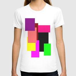 Colour Squares T-shirt