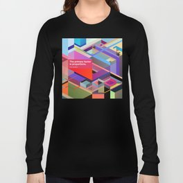 Proportions Long Sleeve T-shirt