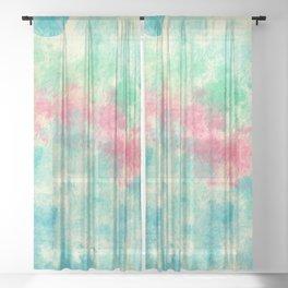 Imagination Sheer Curtain