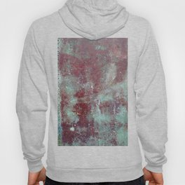 Background. Grunge and rusty metal surface Hoody