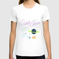 outer space T-shirts featuring Outer Space! by Conscious Transmitter