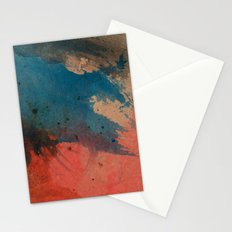 Attack in Surfers Paradise Stationery Cards
