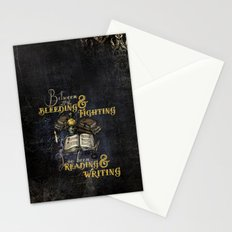 Reading & Writing Stationery Cards